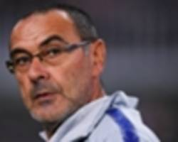 Video: Liverpool and Man City title contenders...not Chelsea - Sarri