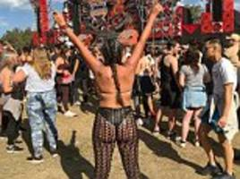 defqon. 1: take a look inside the sydney hardstyles music festival