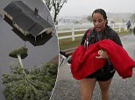 Florence weakens to a tropical depression but devastation is far from over
