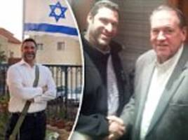 Mike Huckabee mourns death of Israeli friend who was stabbed by Palestinian
