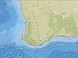 western australia rocked by magnitude 5.6 earthquake