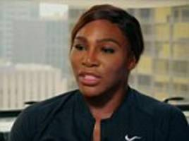 'We've never had signals': Serena Williams maintains she did not receive coaching during the US Open