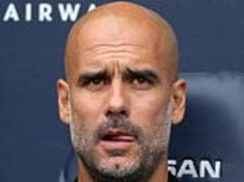 'angry' pep guardiola reads manchester city the riot act despite three-goal victory over fulham