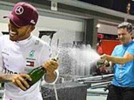 seven things you missed from the singapore grand prix as lewis hamilton is given an apology
