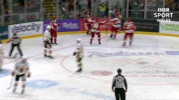 elite league highlights: cardiff devils 3-2 nottingham panthers