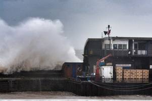 Met Office issue Storm Helene weather warning for East Yorkshire as 80mph gusts to hit UK