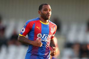 Crystal Palace captain Jason Puncheon linked with January move to Nottingham Forest