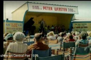 did 'uncle peter's' seaside talent show inspire tv's simon cowell?