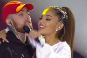 Ariana Grande's tribute to ex Mac Miller one week on from death