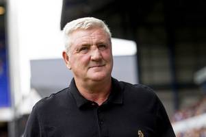 I really don't have to defend myself - Every word from Steve Bruce on Aston Villa fans' anger and Yannick Bolasie