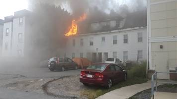 massachusetts gas-blast: residents allowed home after fires and explosions