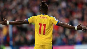 Wilfried Zaha: Is the Crystal Palace winger a target? Does he get enough protection?