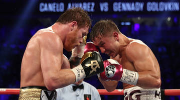 canelo alvarez wins by majority decision in rematch vs. gennady golovkin