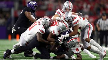 TCU Forces Ohio State to Reveal Its Limits—and Its Ceiling—in Last Game Without Urban Meyer
