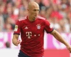 in-form robben 'does not feel 34' ahead of bayern's champions league return