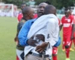 Kenyan Premier League to investigate after fan threatens players with gun