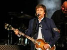 paul mccartney calls out 'mad captain' president donald trump for denyingclimate change in new song