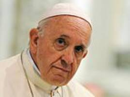 pope defrocks chilean priest accused of sexual abuse as vatican faces criticism over cover-ups