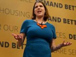 quentin letts: brexit can be stopped, said jo swinson