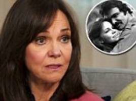sally field on falling for burt reynolds and her stepfather's abuse