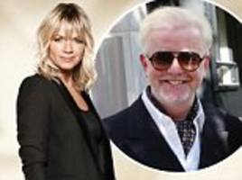 zoe ball 'set to take over from chris evans on radio show as she is chosen for role over sara cox'