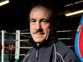 enzo calzaghe, father and trainer of joe calzaghe, dies at the age of 69