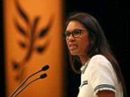 Gina Miller denounces Brexit 'lies' and renews calls for a second referendum at Lib Dem conference