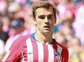 antoine griezmann: i'm level with lionel messi and cristiano ronaldo