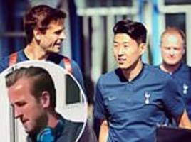 tottenham stars board plane to milan for champions league clash at inter