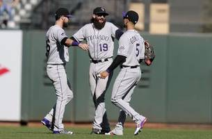 LEADING OFF: NL West showdown, Cards-Braves, Cubs slumping