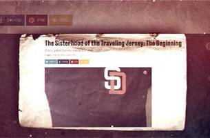 Padres POV highlights the Traveling Jersey