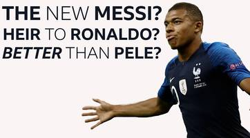 champions league: liverpool v psg - why kylian mbappe is the real deal