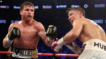 'freaks of nature' - costello & bunce on alvarez v golovkin