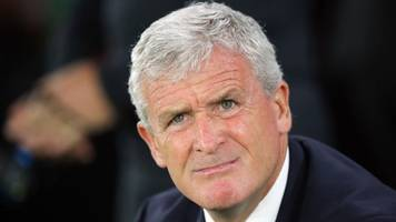 Southampton 2-2 Brighton: Mark Hughes says his side need to learn to manage the game