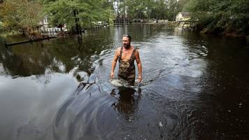 the hazards and health risks of florence's flood waters
