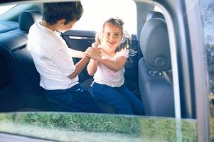 the laws on driving with or near children you probably didn't know