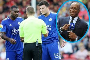 Ian Wright believes he could still score against Leicester City defence