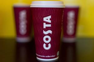 Costa Coffee fans blast chain for 'ruining' brownies with recipe change