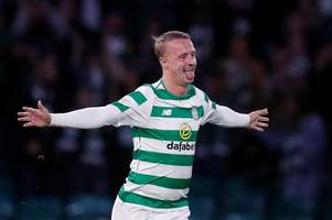 The worrying Celtic stat that Leigh Griffiths insists he's the man to sort out