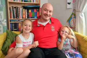 My life in a foreign jail: How Daniel Holmes became a dad in prison and getting to know his children for the first time