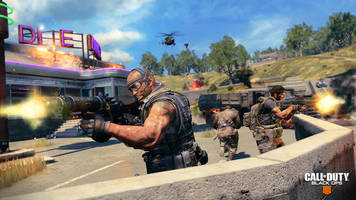 call of duty's blackout experimented with more players at the end of the beta