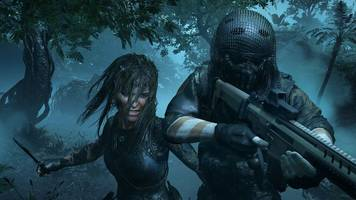 Shadow of the Tomb Raider holds your hand way too tightly for way too long