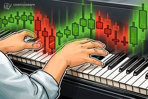 crypto markets see mixed red and green, btc and eth hold ground