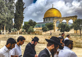 Demands to sacrifice Yom Kippur scapegoat on Temple Mount rejected