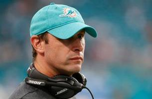 adam gase wants dolphins focused on steady improvement, not 2-0 start