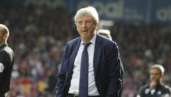 roy hodgson's latest comments could spell trouble for out of form crystal palace striker