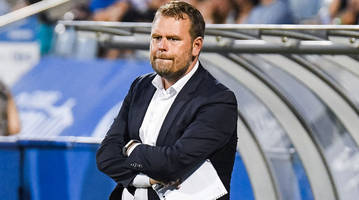 San Jose Earthquakes Fire 1st-Year Manager Mikael Stahre