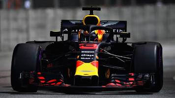 formula 1's owners sign sponsorship rights deal for in-play betting