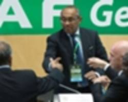 Ahmad: Afcon hosting rights is in Cameroon's hands