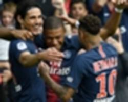 liverpool vs paris saint-germain betting tips: cavani to shine in the battle of the formidable front threes